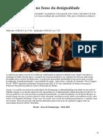Paulo Kliass - Brasil mergulha na desigualdade