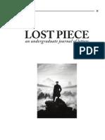 Lost Piece