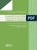 7. Planificacion y Gestion de Procesos Comunicacionales W Uranga Equipo UNLP 2020