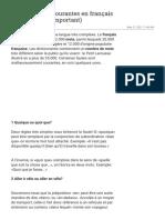 10 Erreurs Très Courantes en Français à Ne Pas Faire (Important)