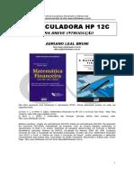 Manual HP 12C Intermediário
