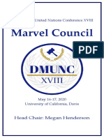 Marvel-Council