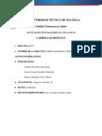 5. Informe de Practica