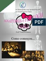 Anatomia e Histologia Óssea