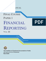 ICAI Final Fiancial Reporting - Manual