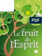 Donald Gee_Le Fruit De L'Esprit - EBOOK