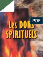 Donald Gee_Les Dons Spirituels - EBOOK