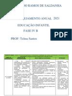 _planejamento Anual Educação Infantil Fase IV b (1)