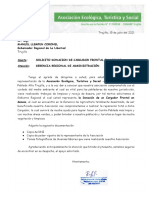 Solicito Cargador Frontal ECOTURS