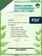 Contribución de la Epidemiología en la Salud Ambiental