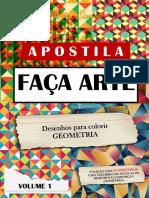 Microsoft Word - APOSTILA PARA COLORIR DESENHOS GEOMETRICOS