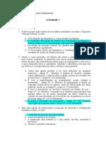 Atividade 1 - Direito Constitucional-1