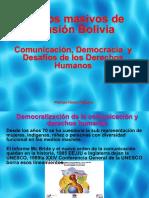 Comunicación, Democracia y Desafíos de los Derechos Humanos
