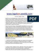 Legan Ten - LegalTen - Calle Enrique Garcia 5 - 1º Apartado de Correos, 04600 Huércal-Overa (Almería) - Abogados - Ley - asesoramiento, tramitación, representación, y asistencia legal