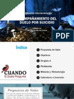 MEX Prog_Cert Para Acompañamiento del Duelo por Suicidio