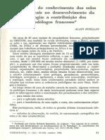 RUELLAN 1986 Solos Intertrop a Controib Dos Pedólogos Fceses (1)