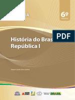 LIVRO - Historia Historia Do Brasil Republica1 UNIMONTES