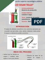 PPT SOBRE RPM Y VELOCIDAD DE CORTE