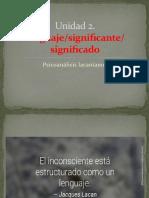 Psicoanálisis Lacaniano