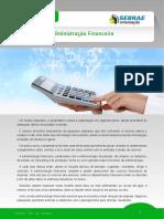 GESTAO FINANCEIRA Administracao Financeira