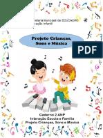 Nivel i Caderno 2 Projeto Criancas Sons e Musica