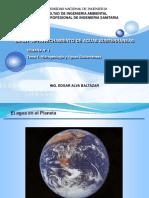 SA227 2021-I S1 Tema 1 Hidrogeología y aguas subterráneas