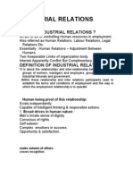 13-Defining Industrial Relations