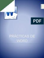 Practicas de Word