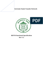EFT Functional Specification 1-2