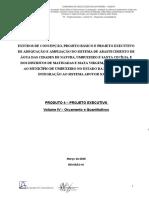P4. Volume IV - Orçamento e Quantitativos_REV01