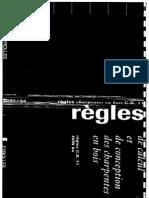 CB 71 Règles de calcul et de conception des charpentes bois, [Eyrolles]