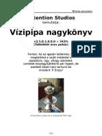 Vízipipa Nagykönyv 2.5