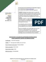 2010 Adaptation Groupe Electrogene Pour Alimenter Un Hopital en Rdc
