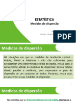 5.Estatistica Medidas Dispersao