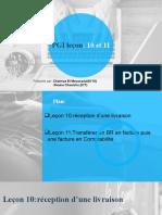 PGI 10 et 11