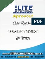 Elite Resolve Fuvest 2012-1a Fase