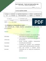 B.1.5 - Ficha de Trabalho - Sistema Cardiovascular (1)