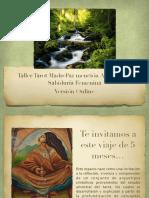 Tarot Madre Paz Online