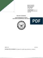 MIL HDBK 803 Fiberglass Repair Manual