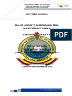 Doctrina Ensayo Academico