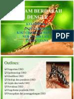 Demam Berdarah Dengue Kelompok 1 Gizi