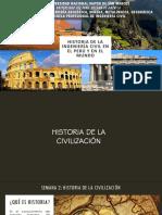 Sesion 2 - Historia de La Ingeniería Civil en El Perú y El Mundo