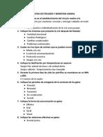 PREGUNTAS DE ETOLOGIA Y BIENESTAR ANIMAL