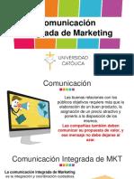 8. Comunicación de Marketing Integrada