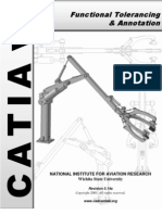 Functional Tolerancing & Annotation