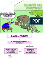 8. EVALUACIÓN COMPETENCIAS