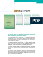 GP Industries - Profile