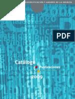 Catálogo publicaciones IDAE