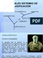 clase 2 ESCUELAS- HOMOLOGÍAS - HOMOPLASÍAS