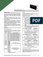 Manual Controlador NOVUS N15404